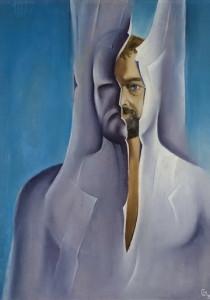 Mircea Rasvan Ciacaru. Autoportret
