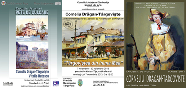 expo personale dragan 1