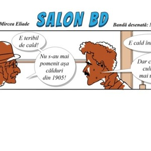 Poveşti din Bucureşti în Benzi Desenate 1