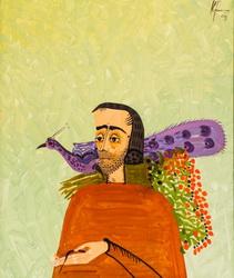 Sorin Ilfoveanu. Păunul violet