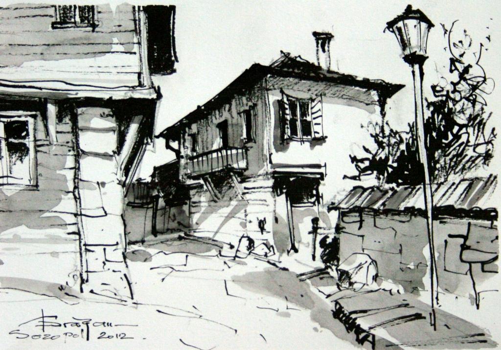 grafica Corneliu Dragan Targoviste 20