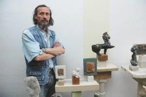 Sculptura de Ovidiu Guleş