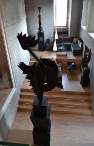 Sculptura de Adrian Costea