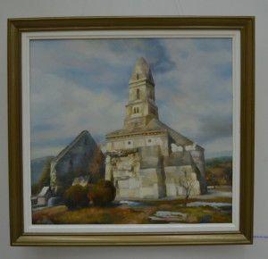 18.Catalin Gadei.Biserica din Densus