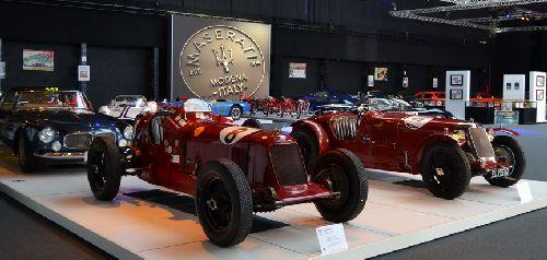 Maserati 100