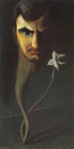 Portretul scriitorului suprarealist Geo Bogza, Jules Perahim