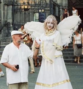 01. Septembre 2003 - Nicolae Iorga à Barcelone