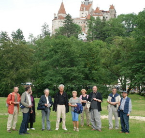 Août 2009 - Les artistes disidents à Bran