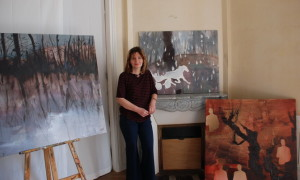 Avril 2012 - Gabriela Culic, atelier Briare