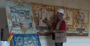 Juillet - 2012 - Mihail Gavril, atelier Briare