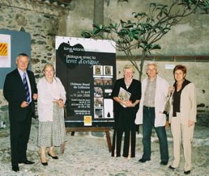 Juin 2006 - Expo des époux Nicodim, Collioure,  en partenariat avec Soleil de l'Est