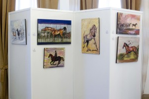 Ipostaze expozitie personala Alina Manole@Jockey Club