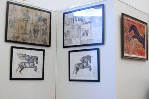 Ipostaze expozitie personala Alina Manole@Jockey  Club_18