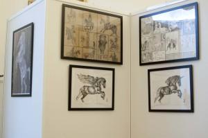 Ipostaze expozitie personala Alina Manole@Jockey  Club_19