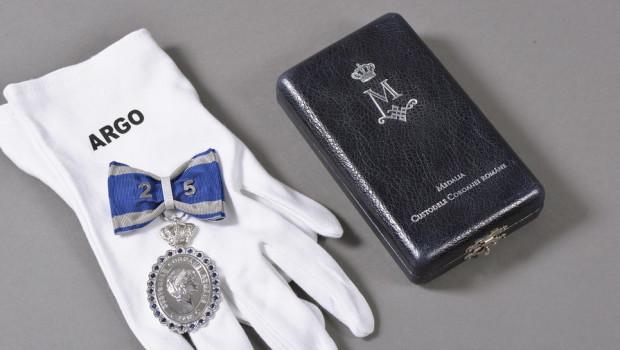 Medalia Custodele Coroanei romane a ASR Principesei Margareta