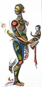 Gabriel Grama 2014 - ''Contemporary primitivism''