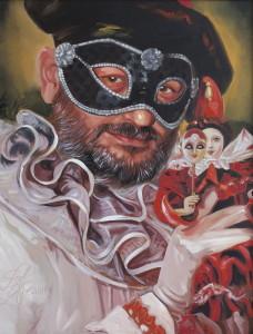3.Autoportret Venetian lll