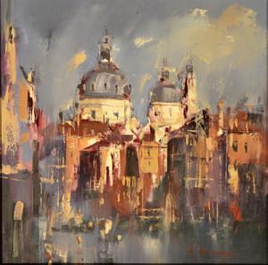 Radu Darnga.Venetia Canal Grande