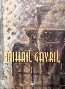 coperta album Mihail Gavril.1