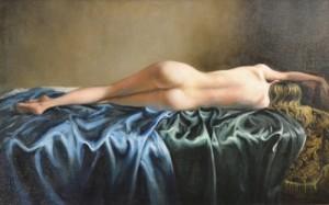Luchian Radu.Nud