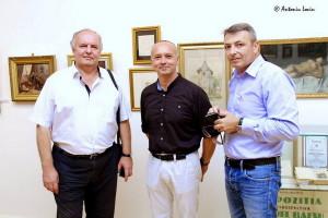 Adrian Alui Gheorghe, Ciprian Aursulesei şi Cornel Agaleanu.marit