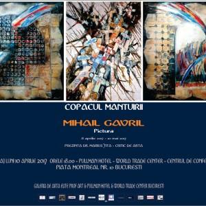 VERNISAJ - MIHAIL GAVRIL