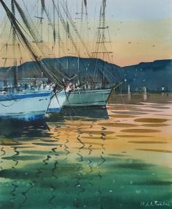 Barci in Grecia